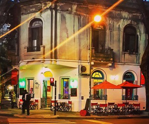 bar, buenos aires, and bistro image