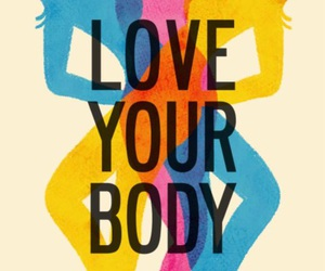 body, girl, and love image