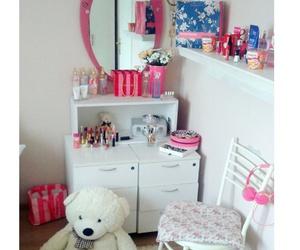 pink, victoriassecret, and girlsroom image