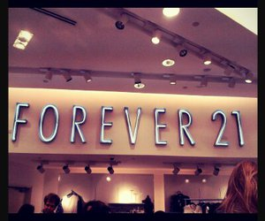 beautiful, forever21, and fashion image