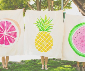 art, bright, and pastel image