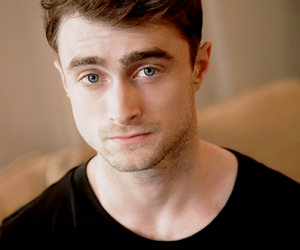 daniel radcliffe, harry potter, and dan radcliffe image