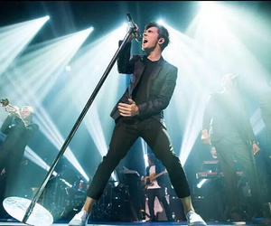 concert, nathan sykes, and music image