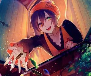 anime, Halloween, and manga image