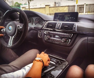 bmw, girlfriend, and love image
