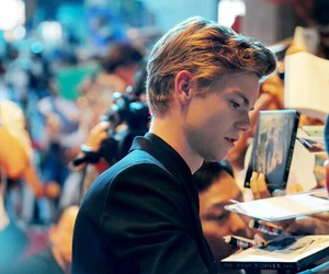 newt, thomas sangster, and thomas brodie sangster image