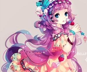 anime, kawaii, and anime girl image