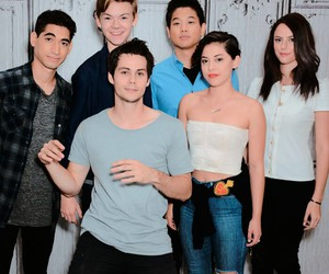 the scorch trials, dylan o'brien, and KAYA SCODELARIO image
