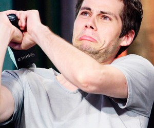 dylan o'brien, teen wolf, and the maze runner image