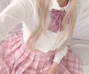 clothing and pink image