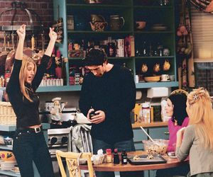 rachel green, f.r.i.e.n.d.s, and friends image