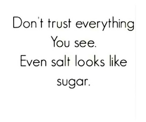 quotes and sugar image