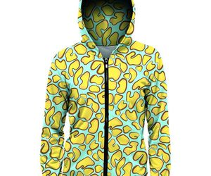 giraffe, hoodie, and yellow image