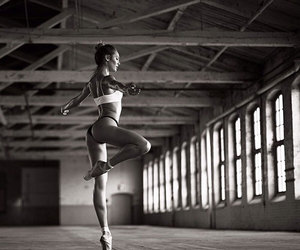 ballet, dance, and candice swanepoel image