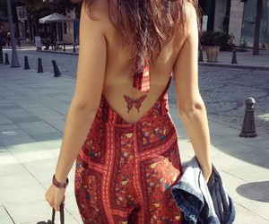 dress, lovely, and street image