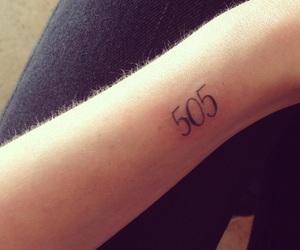 505, arctic monkeys, and tattoo image