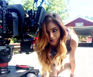 filming, chrissy costanza, and chrissycostanza image