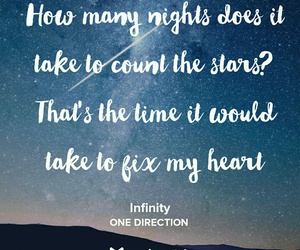 direction, infinity, and new image