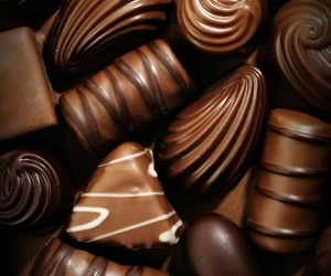 chocolate, food, and sweet image