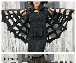 bat, batgirl, and costume image