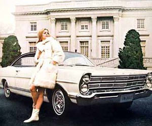 cars, fashion, and vintage image
