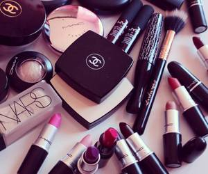 mac, chanel, and lipstick image