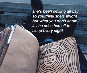 cry, love quotes, and night image