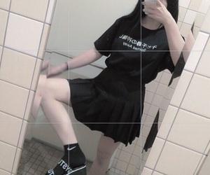 aesthetic, korea, and nike image