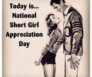 short and girl image