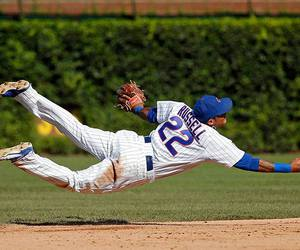 baseball, Russell, and chicago cubs image