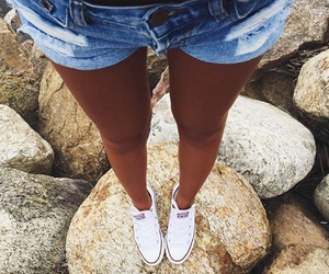 beautiful, converse, and shoes image