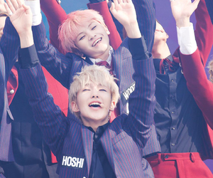 Seventeen, woozi, and hoshi image