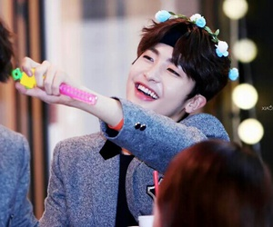 xiao and up10tion image