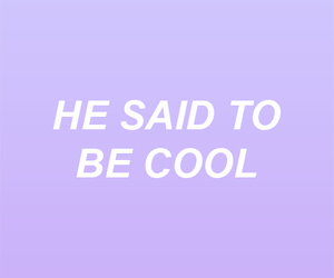 purple, tumblr, and cool image