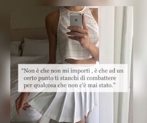 tumblr, frasi, and italiano image