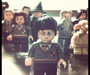 harry potter, lego, and cool image