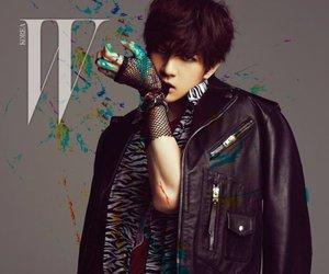 beautiful guy, korean boy, and cheondung image