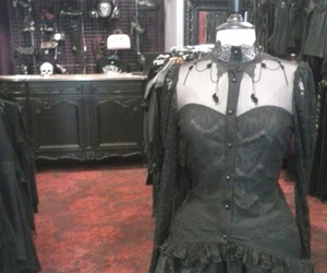 clothes, cool, and gothic image