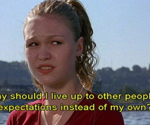 feminism, movie, and 10thingsihateaboutyou image