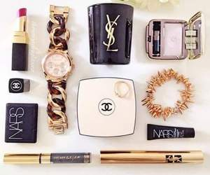 fashion, make up, and luxury image