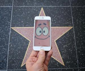 stars, patrick, and hollywood image