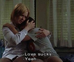 love, sucks, and love sucks image