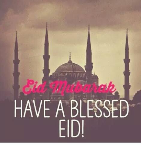 islam, eid, and eid mubarak image