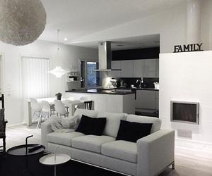 black, house, and luxury image