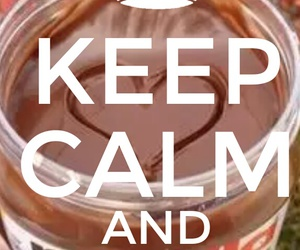 breakfast, keep calm, and milk image