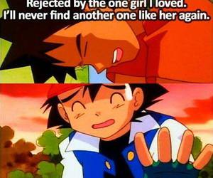 pokemon, ash, and funny image