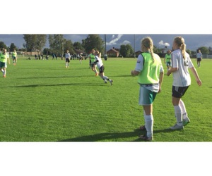 soccer and soccergirls image
