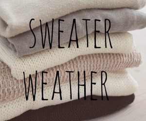 sweater, weather, and sweater weather image