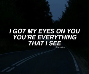 quote, Drake, and eyes image