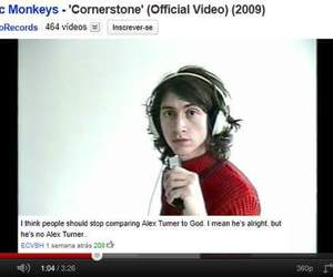 alex turner, arctic monkeys, and comment image
